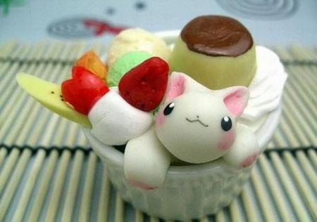 超级可爱甜品网美食味美食游图片