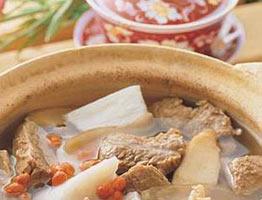 冬季养胃汤 - 叶可 - 猫猫的家